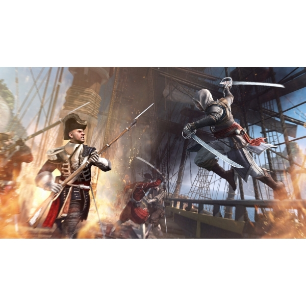 Assassin's Creed IV 4 Black Flag Skull Edition PS3 Game - Image 5