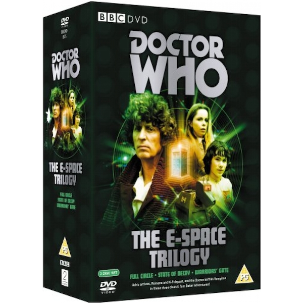 Doctor Who - E-Space Trilogy DVD