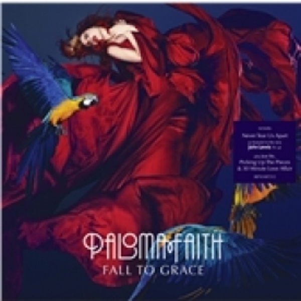 Paloma Faith Fall To Grace CD