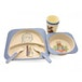 Peter Rabbit Organic Border Fine Arts Dinner Set - Image 2
