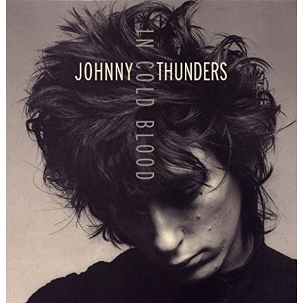 """Johnny Thunders - In Cold Blood 7"""" Vinyl"""
