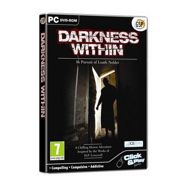 Darkness Within In Pursuit of Loath Nolder Game PC