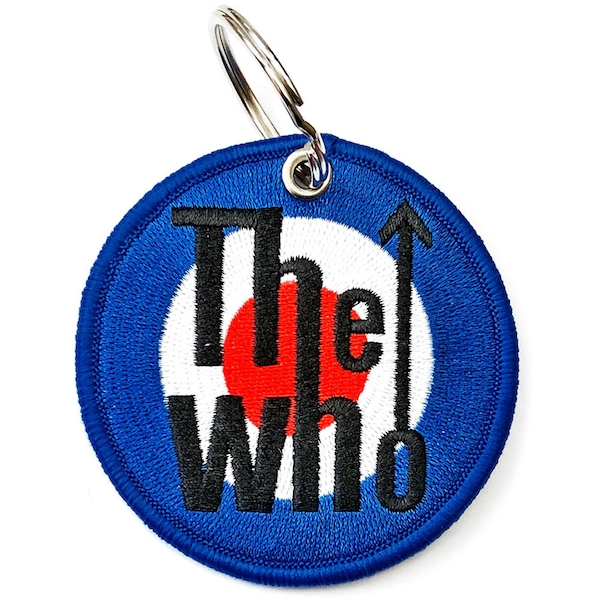 The Who - Target Logo Keychain