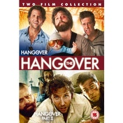 The Hangover 1 & 2 DVD