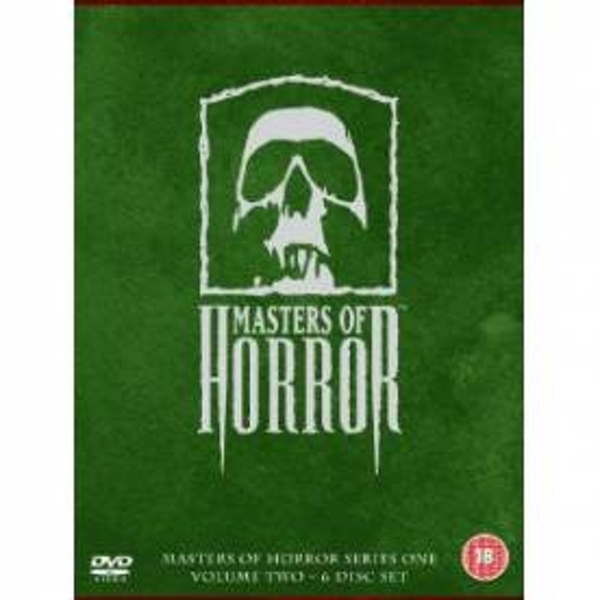 Masters Of Horror Series 1 Volume 2 Box Set DVD