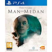 The Dark Pictures Man of Medan PS4 Game (Pre-Order Bonus DLC)