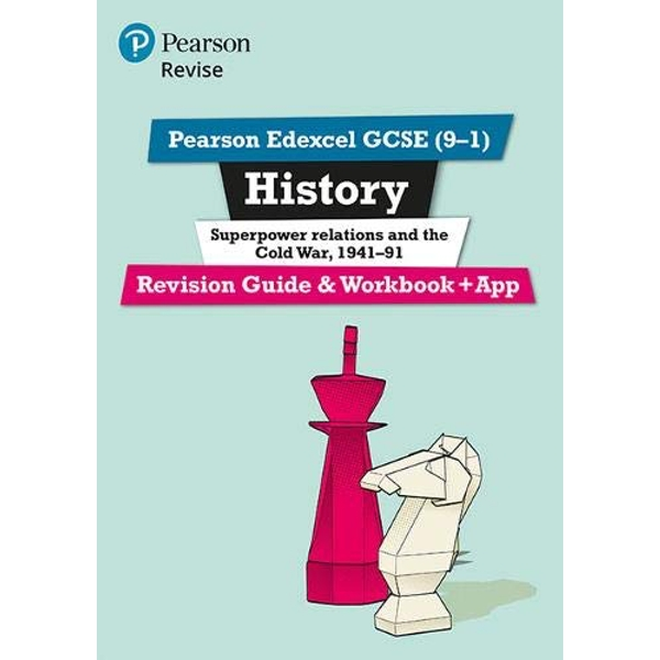 Revise Edexcel GCSE (9-1) History Superpower relations and the Cold War Revision Guide and Workbook with free online edition Mixed media product 2016