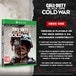Call of Duty Black Ops Cold War Xbox One Game - Image 2