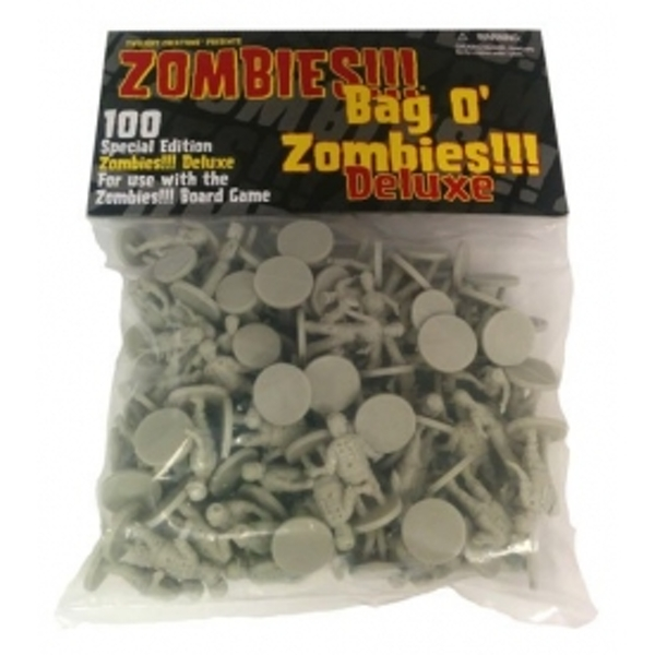 Bag O Zombie!!! Deluxe Board Game