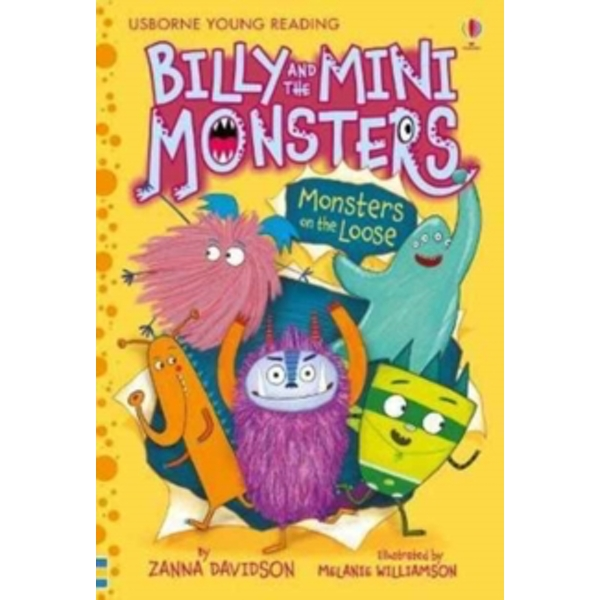 Billy and the Mini Monsters (2) - Monsters on the Loose : 02