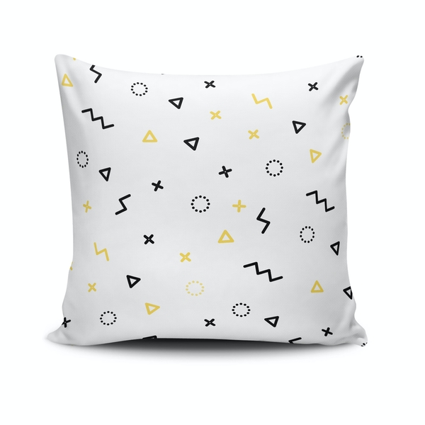 NKLF-301 Multicolor Cushion Cover