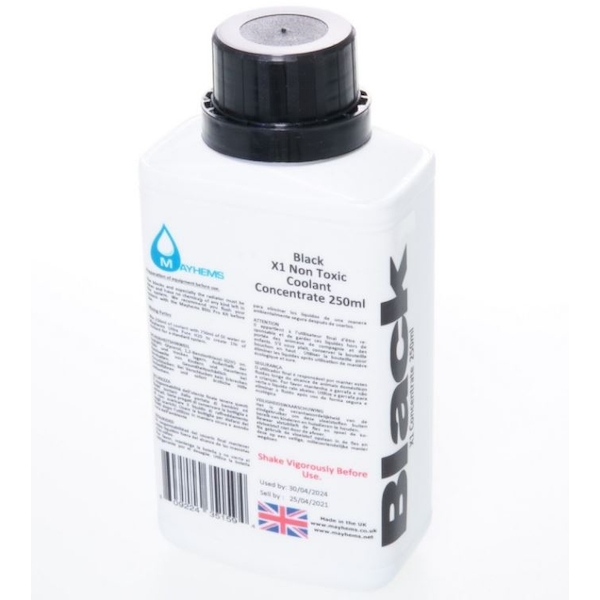 Mayhems X1 - Black Concentrate 250ml