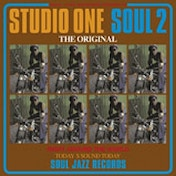 Soul Jazz Records Presents - Studio One Soul 2 Vinyl