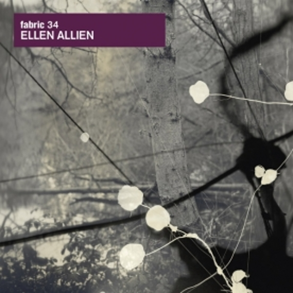 Ellen Allien - Fabric 34 CD