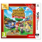 Animal Crossing New Leaf Welcome Amiibo 3DS Game (Selects)