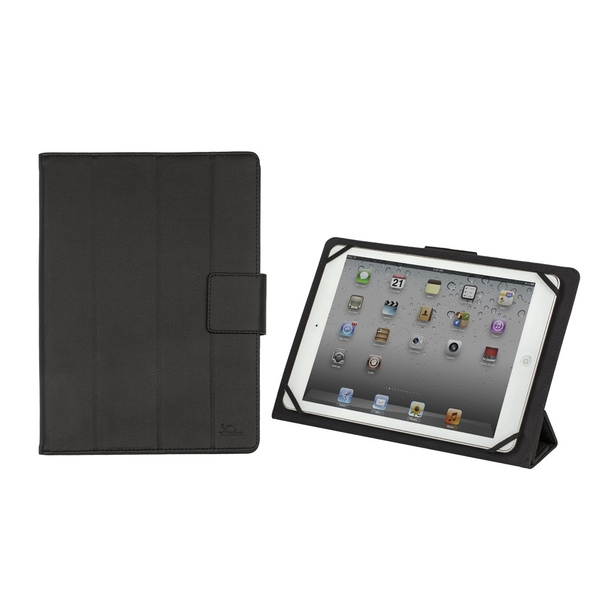 Rivacase 3117 Polyurethane Leather Universal Slim Tablet Case For 10.1 Inch Devices