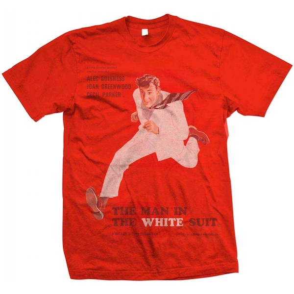 StudioCanal - The Man In The White Suit Men's XX-Large T-Shirt - Red