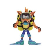 Scuba Crash (Crash Bandicoot) NECA Action Figure