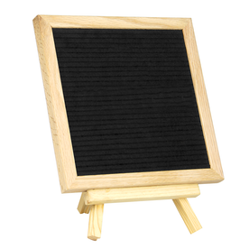 Felt Letter Board Message Sign | Pukkr 10x10In