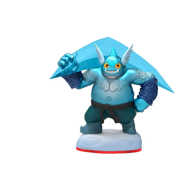 Gusto (Skylanders Trap Team) Air Character Figure [Damaged Packaging]