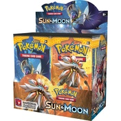 Pokemon TCG Sun & Moon Booster Box (36 Packs)
