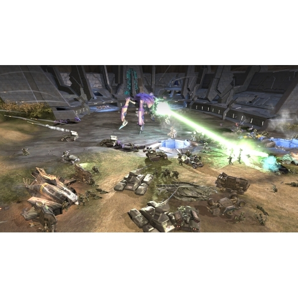 Ex-Display Halo Wars Game (Classics) Xbox 360 Used - Like New - Image 2