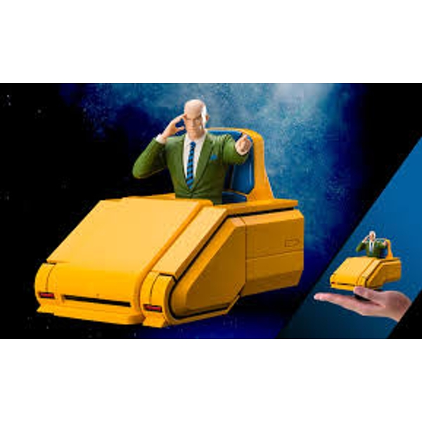 Professor X (X-Men) ArtFX Kotobukiya Statue Damaged Packaging
