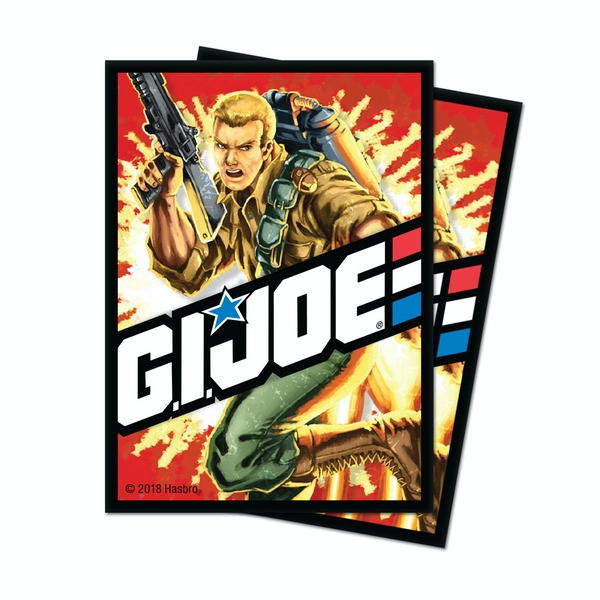 Ultra Pro G.I. Joe Deck Protector 100 Sleeves