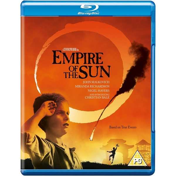 Empire of the Sun 1987 Blu-ray