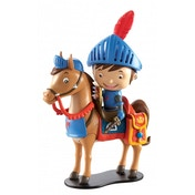 Mike The Knight Mike and Galahad Figure