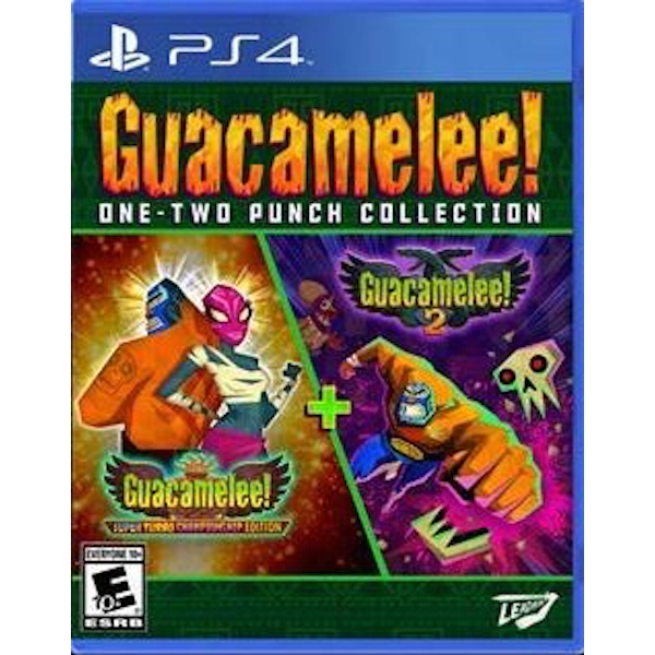 Guacamelee! One-Two Punch Collection PS4 Game