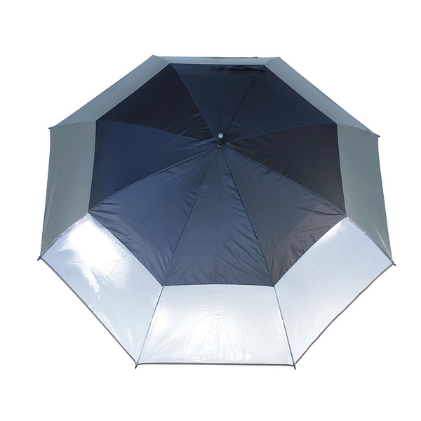 Masters TourDri GR 32 Inch UV Umbrella - Black/Clear