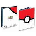 Ultra Pro Pokemon Pokeball 4 Pocket Trading Card Portfolio