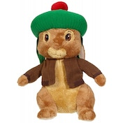 Peter Rabbit Benjamin Bunny Talking Plush Toy