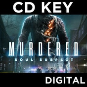 Murdered Soul Suspect PC CD Key Download for Steam