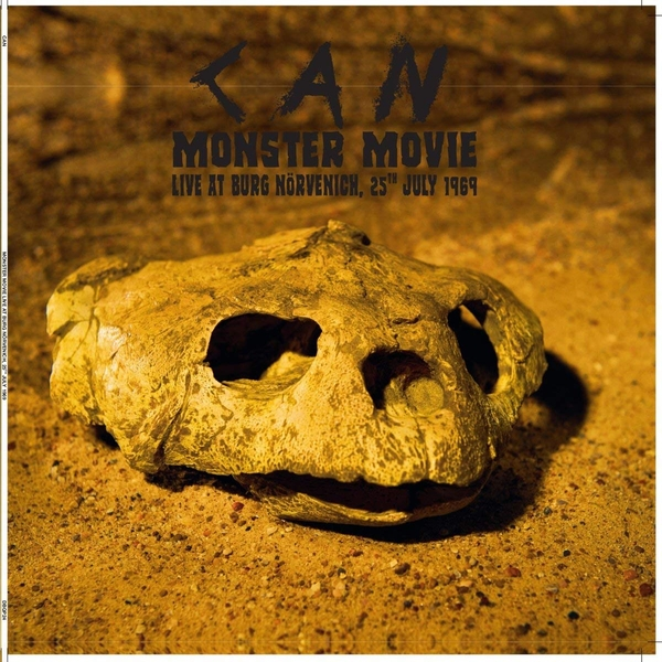 Can - Monster Movie - Live At Burg Norvenich. 25Th July 1969 Vinyl