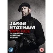 Jason Statham Triple Pack DVD