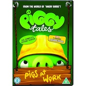 Piggy Tales: Season 2 - Pigs At Work DVD