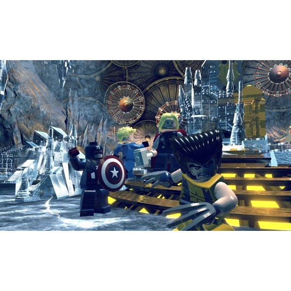 Lego Marvel Super Heroes Game PC - Image 5