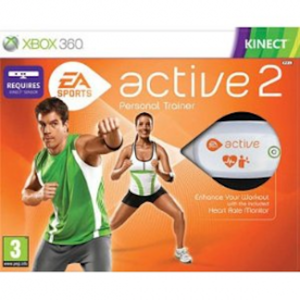Kinect EA Sports Active 2 Game Xbox 360