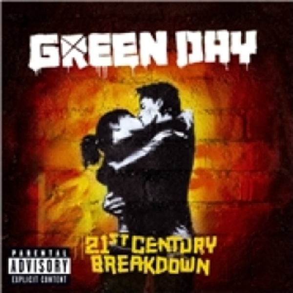 Green Day 21St Century Breakdown CD