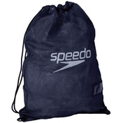 Speedo Equipment Mesh Wet Kit Bag - Navy