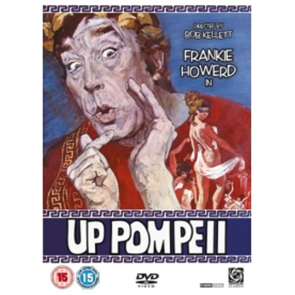 Up Pompeii DVD