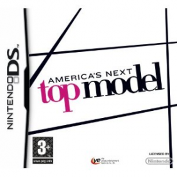 Americas Next Top Model Game DS