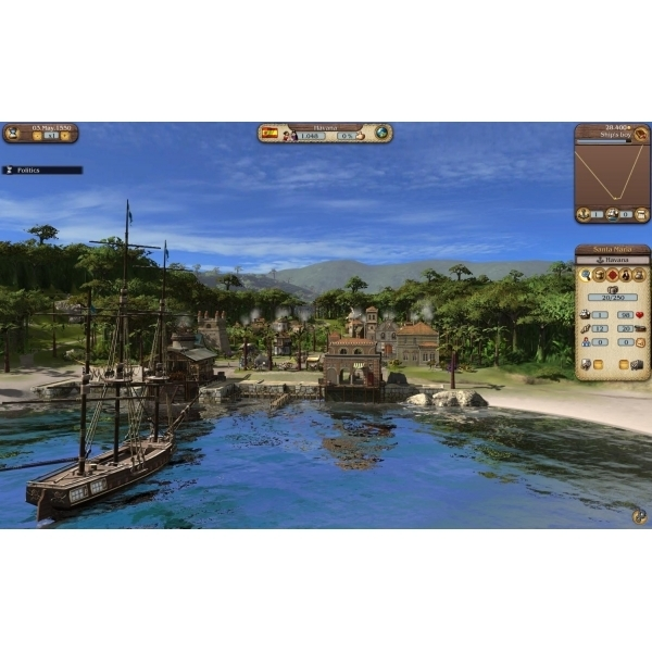Port Royale 3 Gold Edition Game PC - Image 2