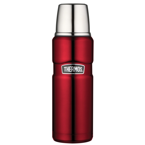 Thermos Stainless King Flask 0.47L Blue