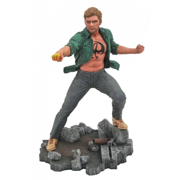"Iron Fist (The Defenders) Marvel Gallery 9"" Statue"
