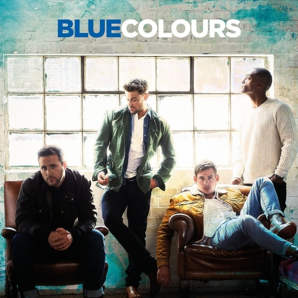 Blue - Colours CD