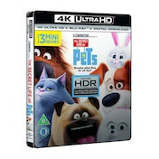The Secret Life of Pets 4K UHD Blu-ray