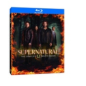 Supernatural: Season 12 Blu-ray